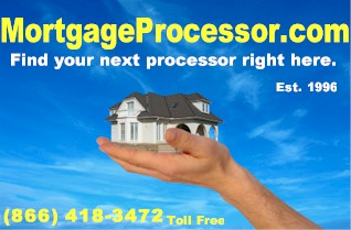 National Mortgage Loan Processing, we are your loan processing source.
